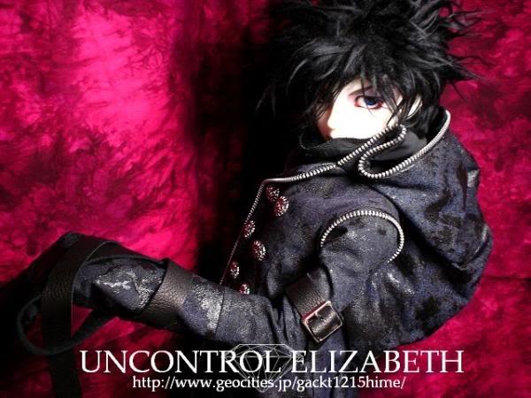 uncontrolelizabeth