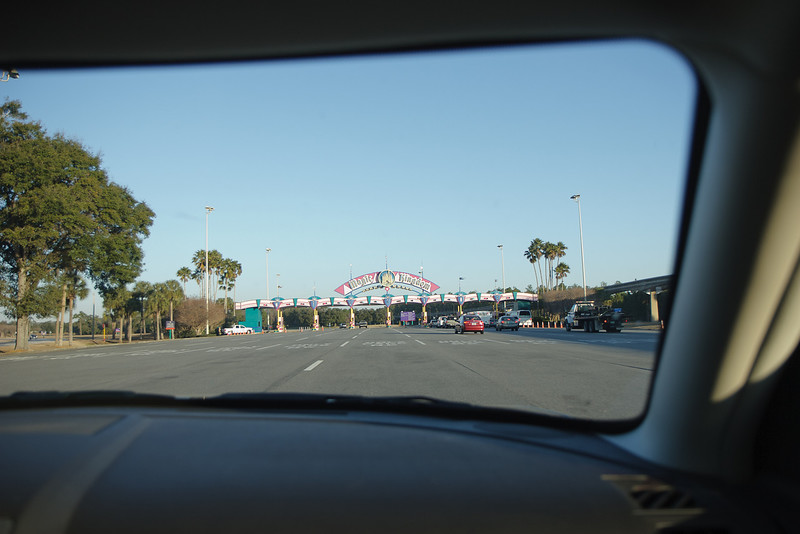 WDW 2011 Day 4 – Part One