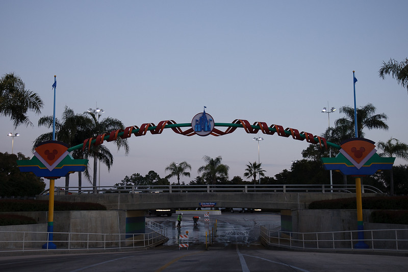 WDW 2011 Day 5 – Part One