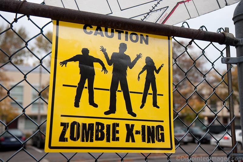 Royal Oak Zombie Walk