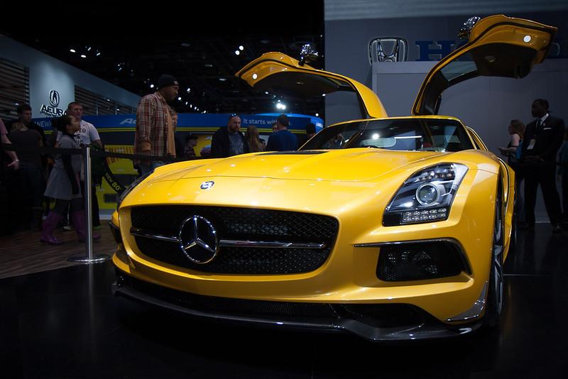NAIAS 2013 – Detroit Auto Show