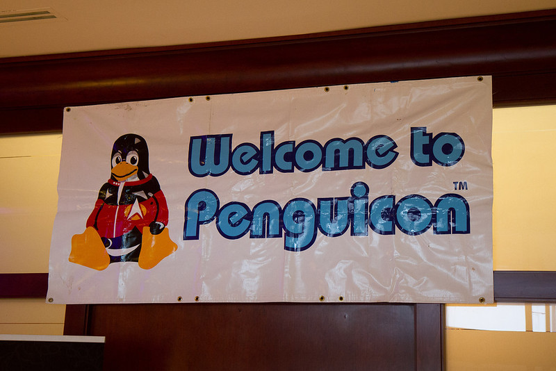 After Report – Penguicon 2013