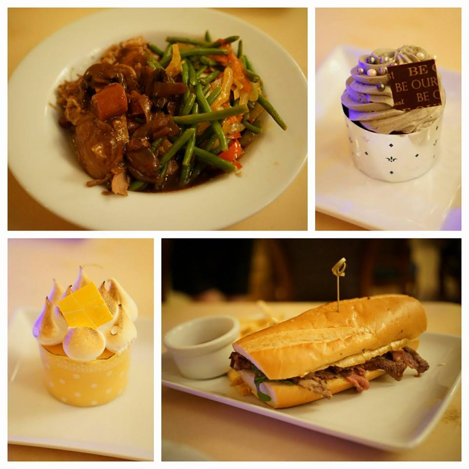 Lunch at Be Our Guest