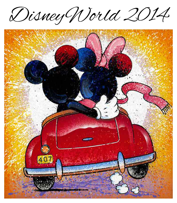 Disney World 2014: A Halloween Road Trip