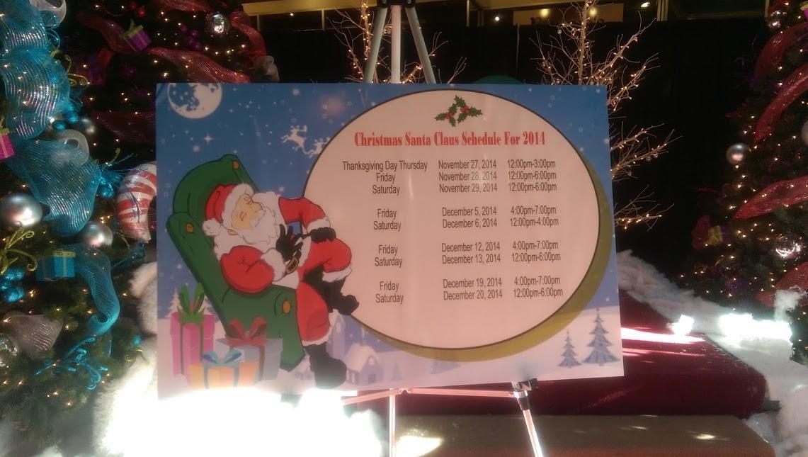 Christmas Tree Lighting 2014 – Campus Martius